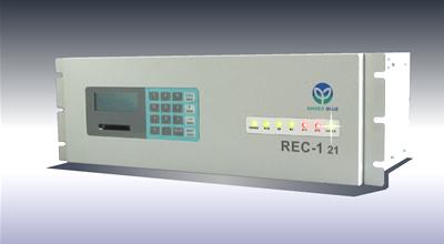 テレメータ子局装置REC-1 21(LEDはオプション)